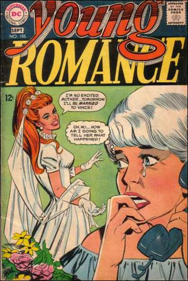 Young Romance (1963) 155-A by DC