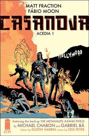 Casanova: Acedia 1-A