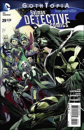 Detective Comics (2011) 29-A