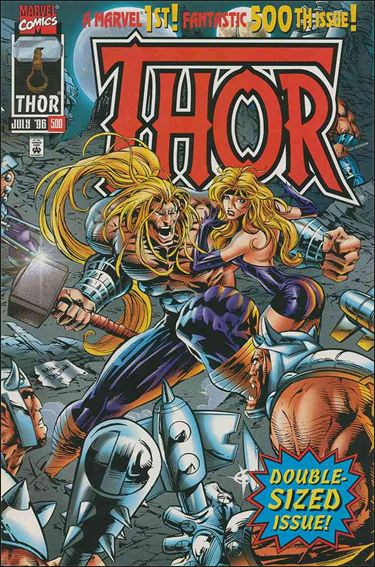 Thor (1966) 500-A by Marvel