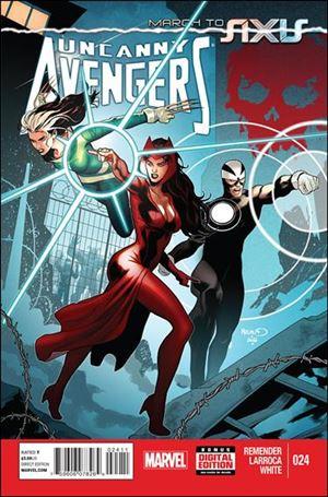 Uncanny Avengers 24-A