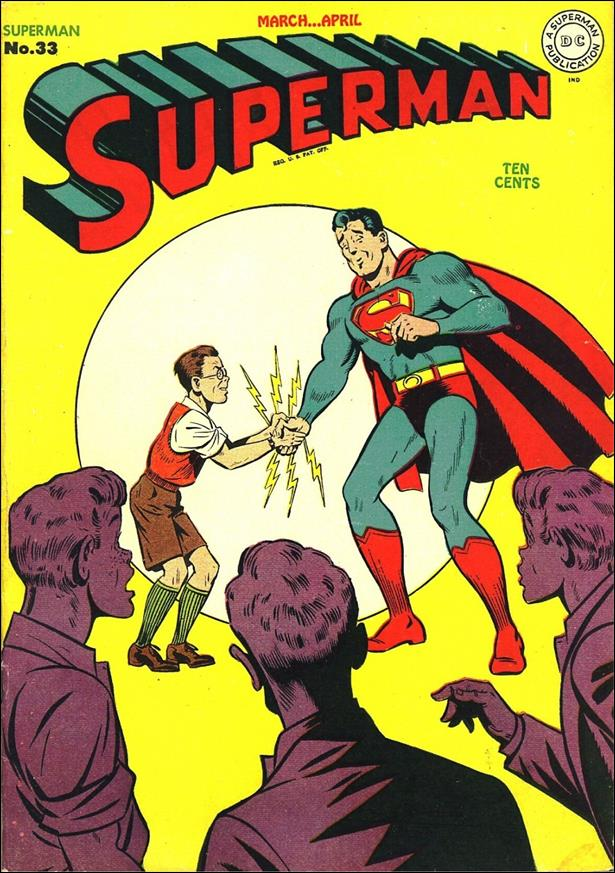 Superman (1939) 33-A by DC