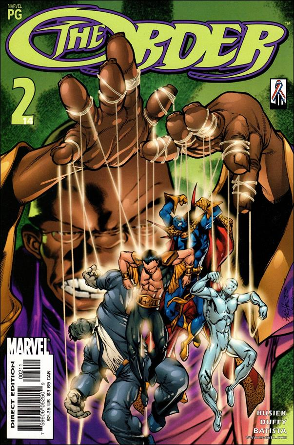 Order (2002) 2-A by Marvel