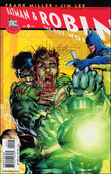 All Star Batman & Robin, The Boy Wonder 9-B by DC
