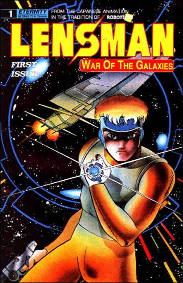 Lensman: War of the Galaxies 1-A by Eternity