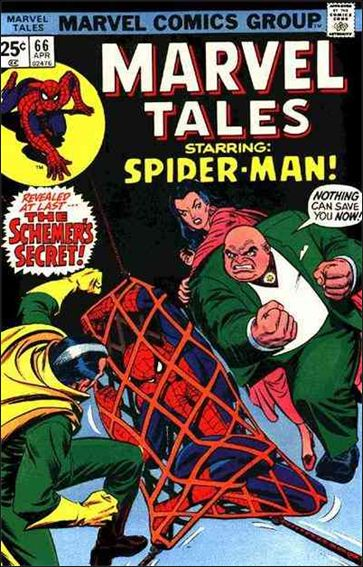 Marvel Tales (1966) 66-A by Marvel