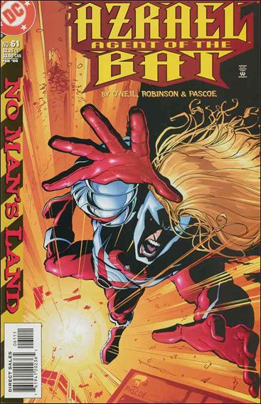 Azrael (1995) 61-A by DC