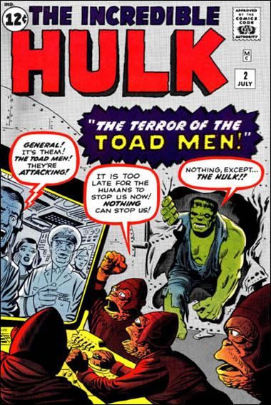 Incredible Hulk (1962) 2-A by Marvel