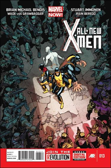 All-New X-Men (2013) 13-A by Marvel