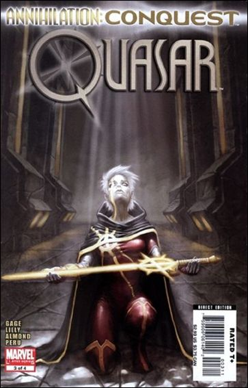 Annihilation: Conquest - Quasar 3-A by Marvel