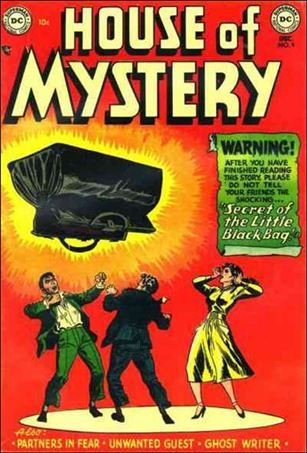 House of Mystery (1951) 9-A