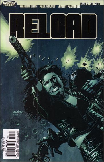 Reload 2-A by WildStorm