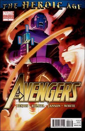 Avengers (2010) 1-I
