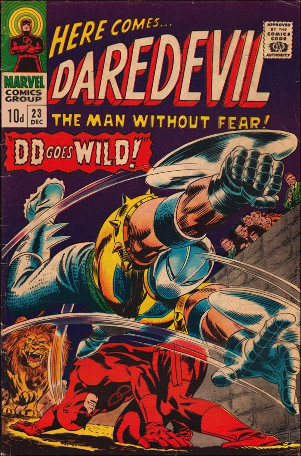 Daredevil (1964) 23-B by Marvel