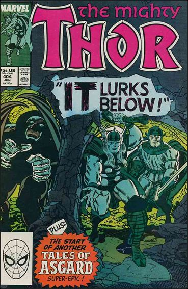 Thor (1966) 404-A by Marvel