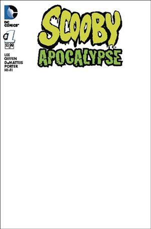 Scooby Apocalypse 1-H