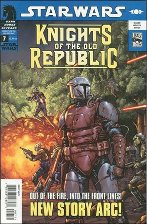 Star Wars: Knights of the Old Republic 7-A