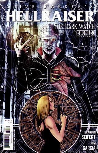 Clive Barker's Hellraiser: The Dark Watch 6-A by Boom! Studios