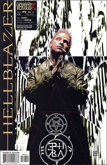 Hellblazer 189-A by Vertigo