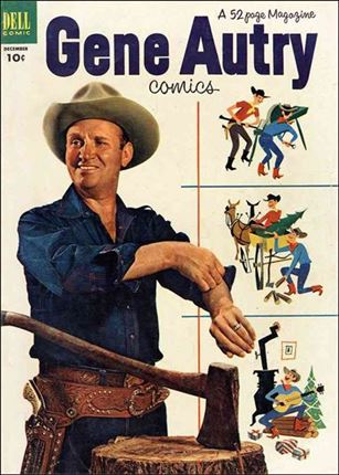 Gene Autry Comics (1946) 70-A