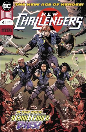 New Challengers 4-A