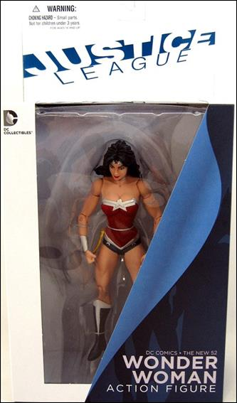 Justice League Wonder Woman by DC Collectibles