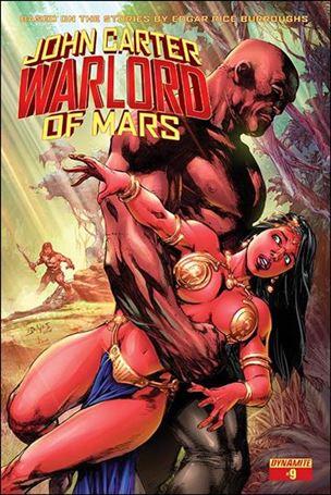 John Carter: Warlord of Mars (2014) 9-A