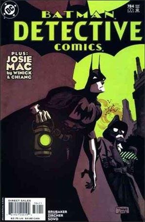 Detective Comics (1937) 784-A