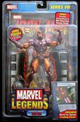 Marvel Legends (Series 8) Modern Armor Iron Man (Yellow Torso)