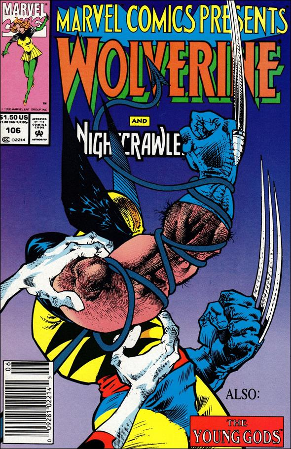 Marvel Comics Presents (1988) 106-A by Marvel