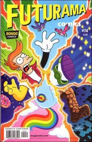 Futurama Comics 74-A