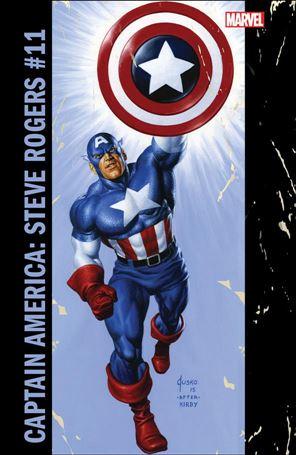 Captain America: Steve Rogers 11-B