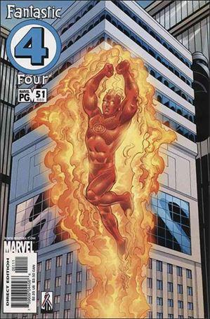 Fantastic Four (1998) 51-A