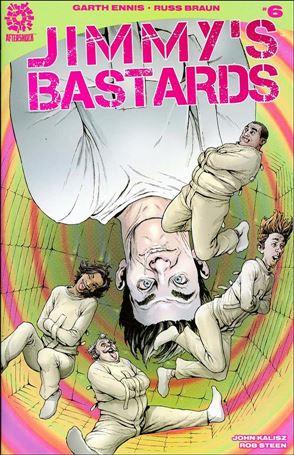 Jimmy's Bastards 6-A
