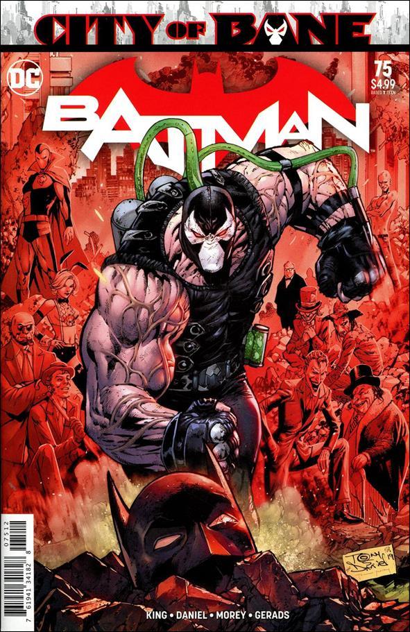 Batman (2016) 75-D by DC