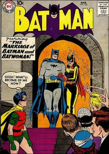 Batman (1940) 122-A by DC