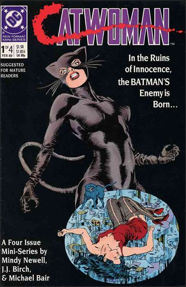 Catwoman (1989) 1-A by DC
