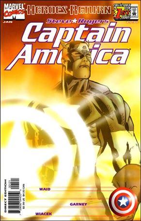 Captain America (1998) 1-B