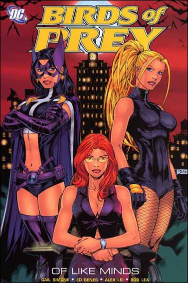 Birds of Prey 3-A by DC