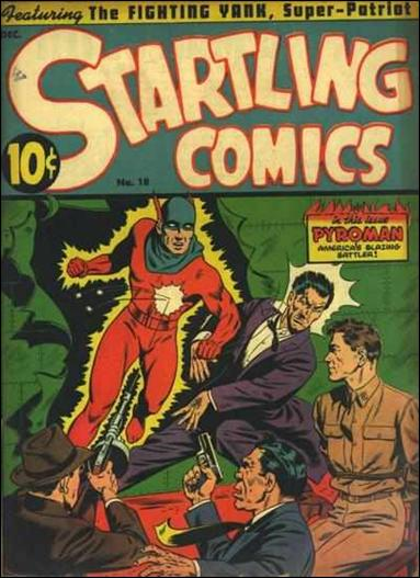 Startling Comics (1940) 18-A by Nedor