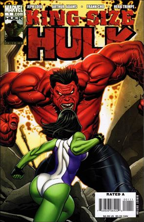 King-Size Hulk 1-A