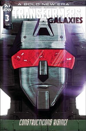 Transformers: Galaxies 3-A