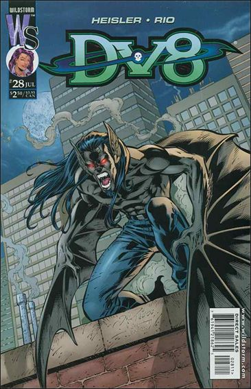DV8 28-A by WildStorm