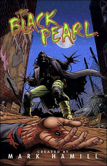 Black Pearl nn-A by Dark Horse