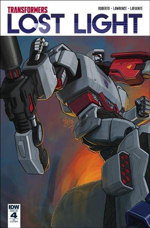 Transformers: Lost Light 4-D