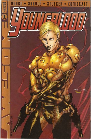 Youngblood (1998) 1-E by Awesome