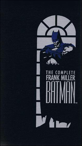 Complete Frank Miller Batman 1-A by DC
