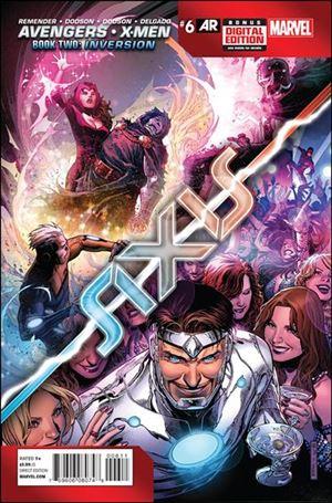 Avengers & X-Men: AXIS 6-A