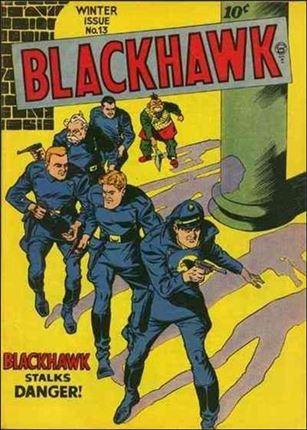 Blackhawk (1944) 13-A