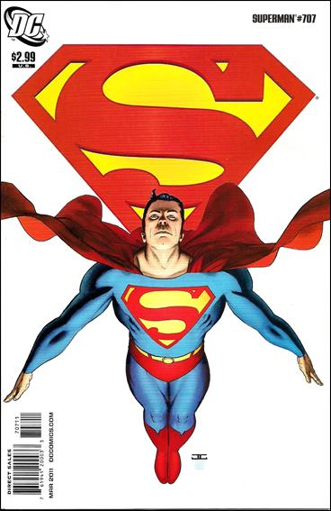 Superman (1939) 707-A by DC